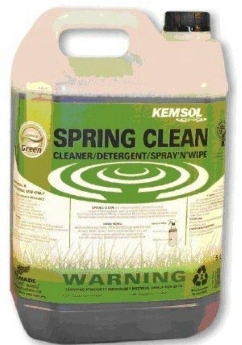 Kemsol Green Spring Clean Cleaner 5lt