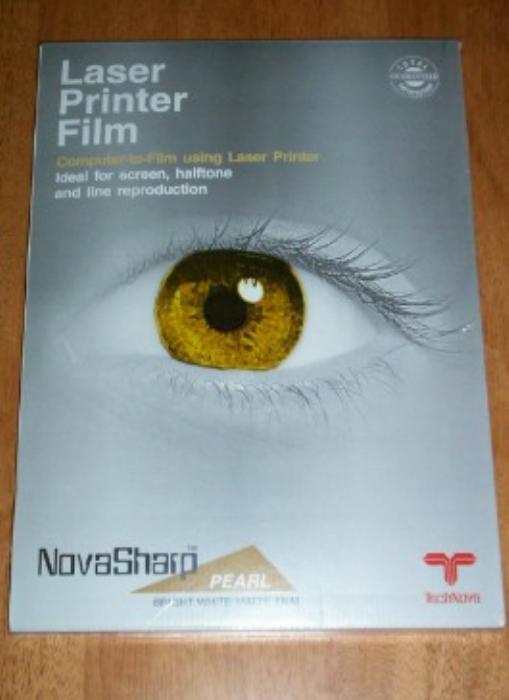TechNova LaserSharp Film A4