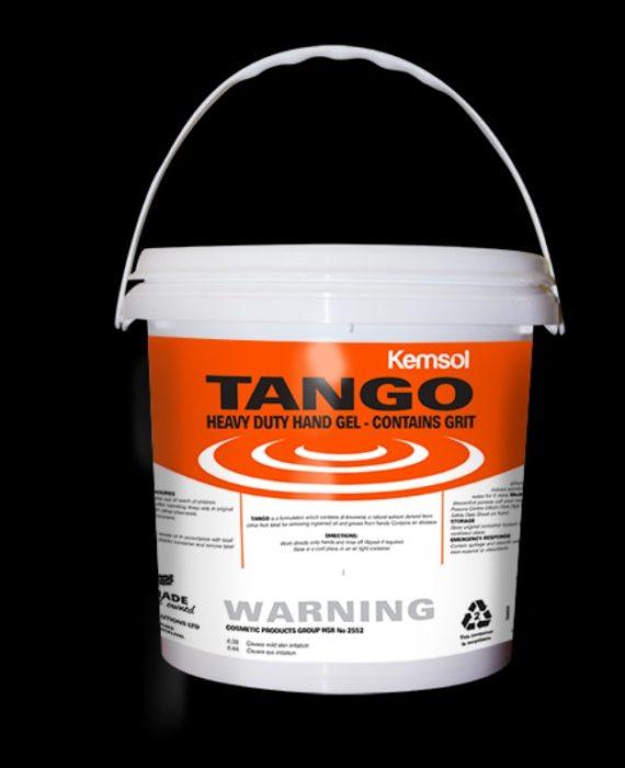 Kemsol Tango Heavy Duty Hand Gel 4L