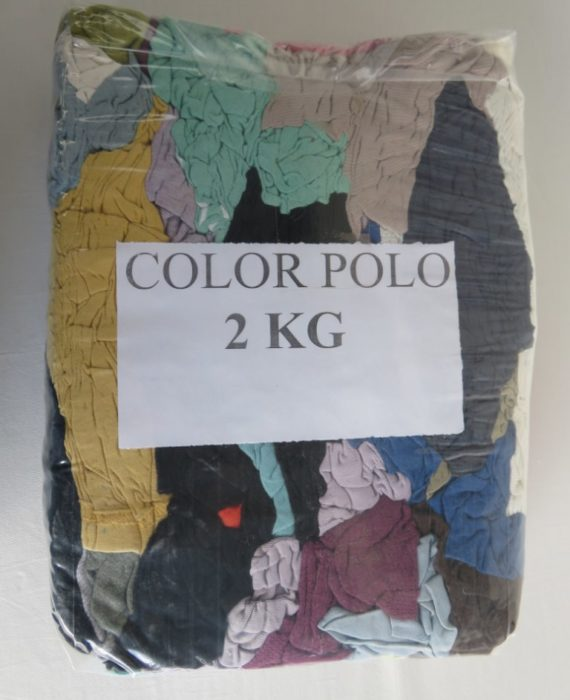 Colour T/Shirt 2Kg Compressed