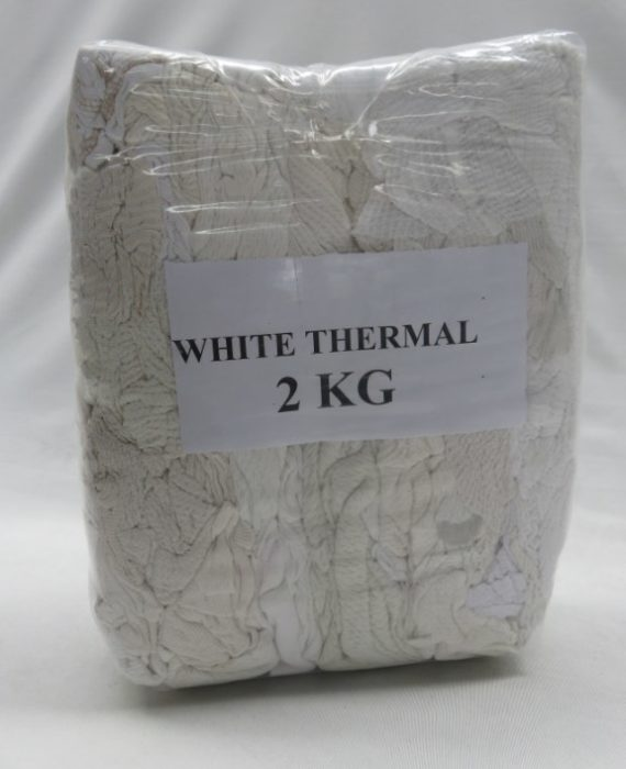 White Thermal 2Kg Compressed