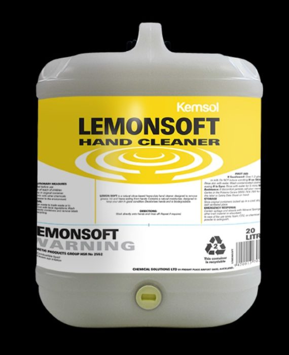 Kemsol Lemonsoft Hand Cleaner 20L